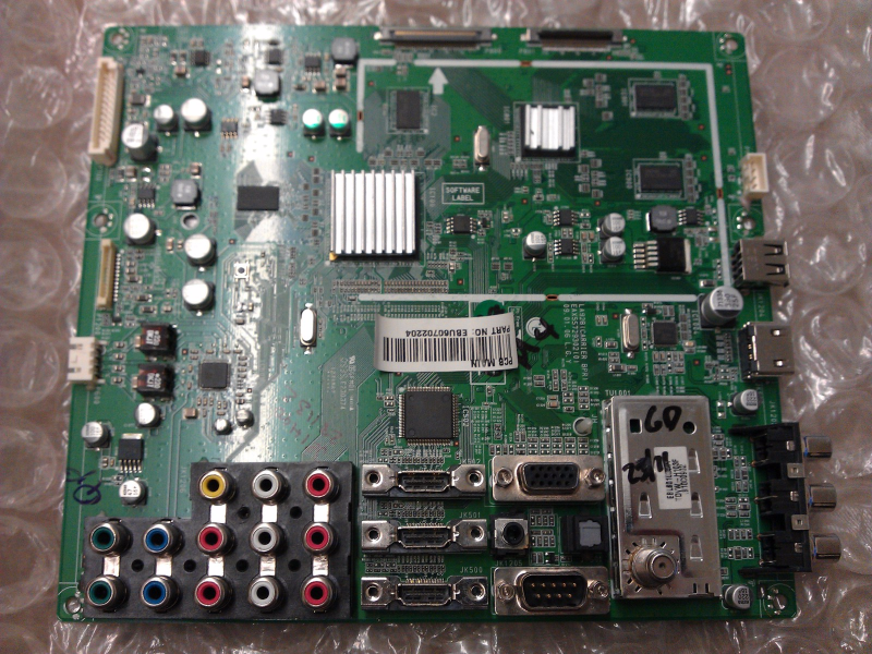 EBU60702204 Main Board From LG 32LH40-UA AUSVLUR LCD
