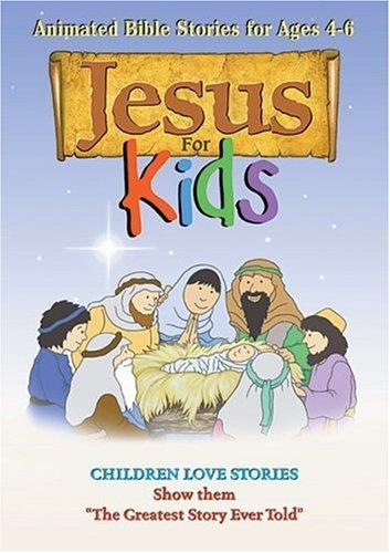Jesus for kids   dvd