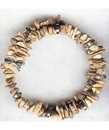 Picture Jasper Gemstone Chip Bracelet - $2.52