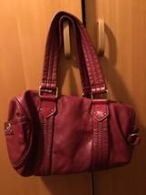 Marc Jacobs Red Shoulder Leather Bag/Tote - ₨14,382.84 INR