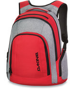 "Dakine 101 29L Mens 15"" Laptop Backpack Bag Red/Grey NEW - £63.74 GBP"