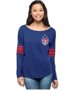 World Cup Soccer Women's Ultra Courtside Long Sleeve Tee - Large Women's - $39.95