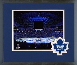 Air Canada Centre 2016 Home of the Maple Leafs -11x14 Matted/Framed Photo - $42.95