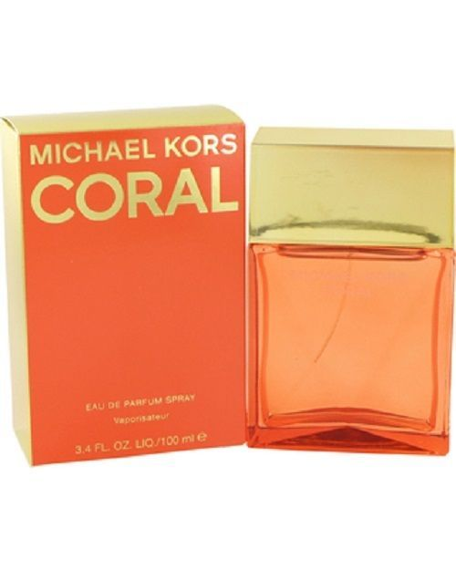 Michael Kors Coral by Michael Kors 3.4 oz / 100 ml EDP for Women New In Box Seal