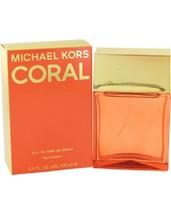 Michael Kors Coral by Michael Kors 3.4 oz / 100 ml EDP for Women New In Box Seal - $56.36