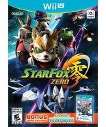 Star Fox Zero + Star Fox Guard - Nintendo Wii U [Nintendo Wii U] - $61.39