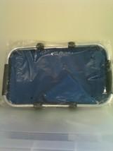 NWT Multi-Purpose Collapsible Basket Bag Shopper Carryall Camping Picnic  - $720,32 MXN