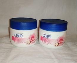2- Pack ) Avon Care Cream Rose Water & Shea Butter - Hidrating Anti Age 100gr - $18.97