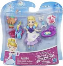 HASBRO Disney Princess Little Kingdom CINDERELLA's SEWING PARTY SNAP IN ... - $9.74