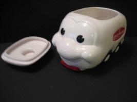 Vintage Archway White Delivery Truck Ceramic Sweet Cookies Cookie Jar MIB - $40.00