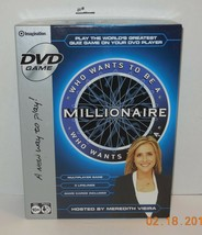 Imagination DVD Game Who Wants to be A Millionaire 100% Complete - $14.03