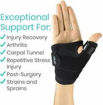 Vive Arthritis Thumb Splint, Left or Right Hand image 2