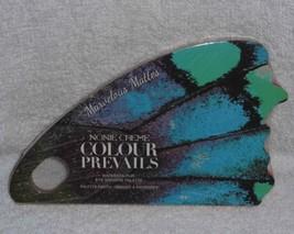 Nonie Creme Colour Prevails Watercolour Wet/Dry Eye Shadow Palette Marve... - $7.32