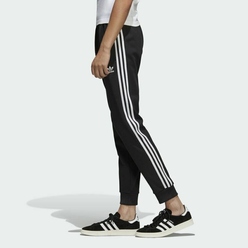 Primary image for Men's New adidas Adicolor Superstar Track Pants Sizes Medium 2XL