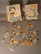 Rag Doll Bridge Tally Cards and Pads - $10.00