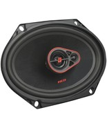 Cerwin-Vega Mobile H7683 HED Series 3-Way Coaxial Speakers (6 x 8, 360 W... - $61.21