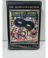 Dorothy L Sayers - Murder Must Advertise - BBC Radio Collection 2 Casset... - $13.22