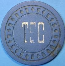 Vintage Casino Chip. TSC(Turf Club of Seattle), Seattle, WA. 1950s. Q59. - $8.99