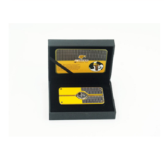 COHIBA Classic 3 TORCH Jet Flame Cigar Metal Lighter w/puncher - $32.95