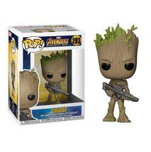 Groot Vinyl POP Action Figure Collectible Doll Toy Decoration - $15.95