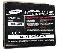 Samsung AB603443CA 3.7V Replacement Battery - $17.81