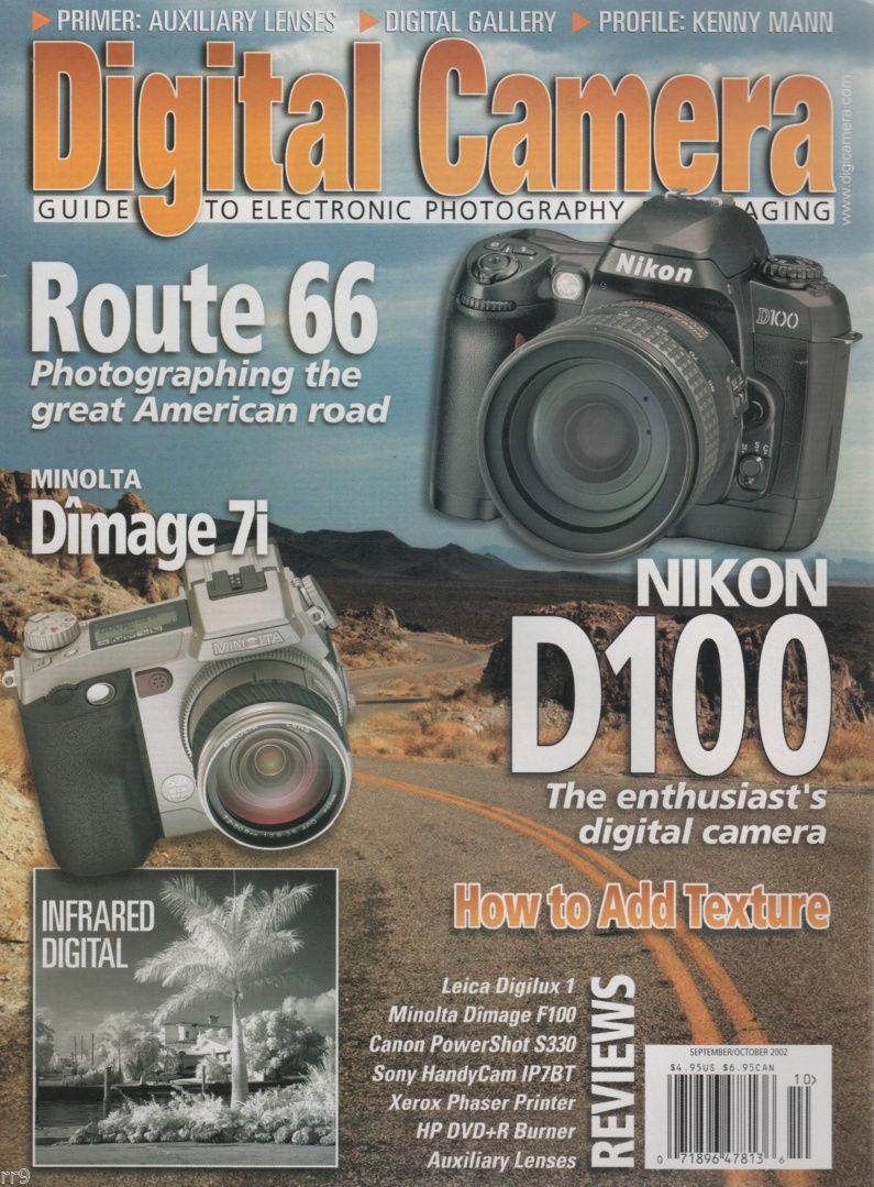 Primary image for Digital Camera Magazine Vol 5 No.25 Guide to Electronic Photography & Imaging