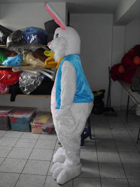 Easter Bunny Mascot Costume Adult Animal Costume For Sale