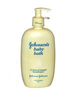 Vintage Johnsons Baby Bath Wash 1996 Sealed New Yellow Pump - $34.53