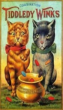 Tiddledy Winks Cats Magnet - $5.99