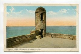 Watch Tower Fort Marion St Augustine Florida - $0.99
