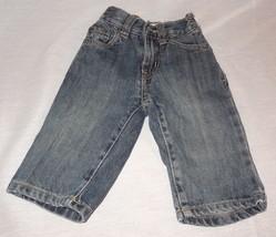 Blue Denim Jeans  Size 6-9 Months Infant Place Baby Boy - $6.56