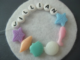 ID bracelet for your child. Like the  retro ID ... - $2.75 - $4.25