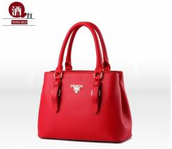 Free Shipping Women Leather Shoulder Bags Handbags Tote Bags M248-1 - €35,33 EUR