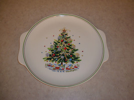 Vintage Salem Christmas Eve Plate by Viktor Sch... - $9.49
