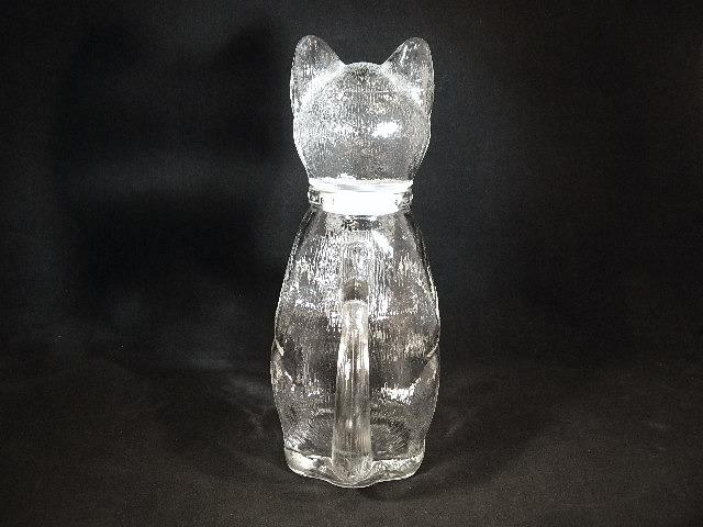 Vintage German Naschkatze Cat Candy Dispenser / Pitcher - Great Collectible!