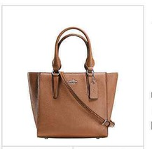 Coach Crosby Carryall 24 Pebble Leather - $190.00