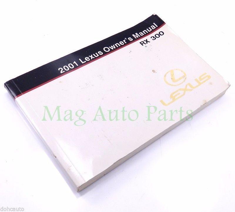 2001 lexus rx300 owners manual information and 50 similar items rh bonanza com 2001 lexus rx 300 user manual 2001 lexus rx300 owners manual pdf