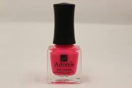 VT077 - Adoree Nail Lacquer - Glow Flamingo Pink .5oz - NEW - $4.98