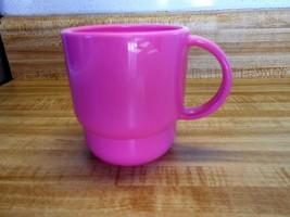 tupperware coffee cup ~ microwavable - $18.95