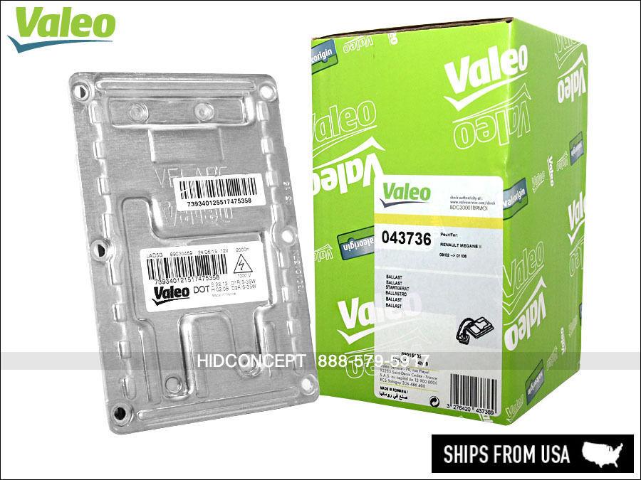 original valeo lad5g hid xenon ballast w 12 and 50 similar items 2 Lamp Ballast Wiring Diagram