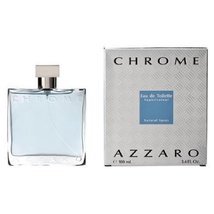 CHROME * Azzaro * Cologne for Men * 3.4 oz * BRAND NEW IN BOX - $42.32