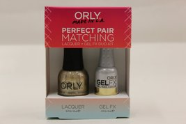 Orly Perfect Pair Matching Lacquer and Gel Duo Kit, Luxe - $15.95