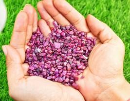 AAA 100.000Ct 100% Naturale Africano Rossastro Rosa Ruby Earth-Mined Sfu... - $34.79