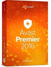 Avast Premier ! 2016 software key License 4 Yea... - $10.00