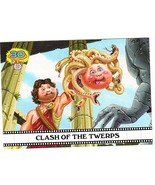 """2015 Garbage Pail Kids 30th Famous Movie Scene """"CLASH OF THE TWERPS"""" #12... - $1.00"""
