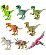 3PACK Generic Jurassic Park Dinosaur Building B... - $15.99