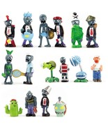16 X Plants Vs Zombies Toys Series Game Role Fi... - $19.99