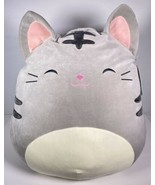 """Squishmallow 20"""" Tally Tabby Cat Brand New With Tags - $83.79"""