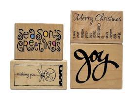 Christmas Holiday Rubber Stamp Bundles image 6