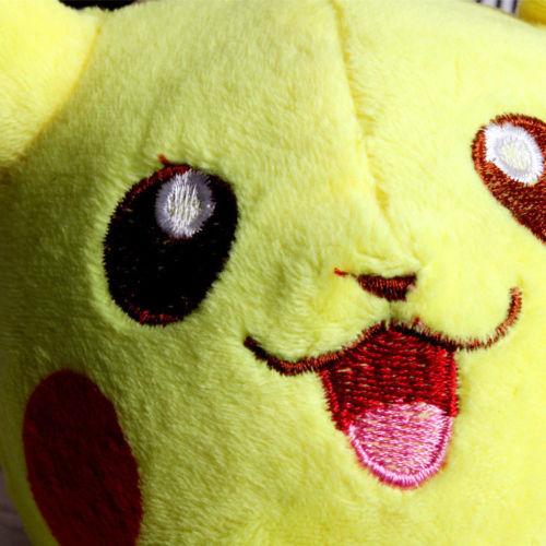 Pokemon Pikachu Figures Soft Stuffed Plush Doll Kids Children Baby Toy #cml